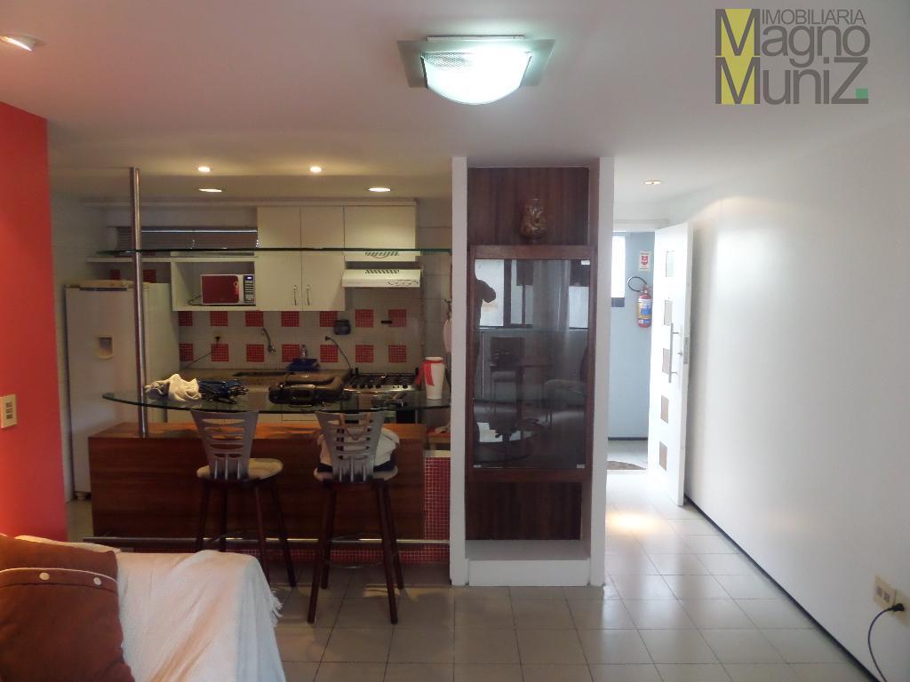 Apartamento muito bem localizado no bairro Meireles