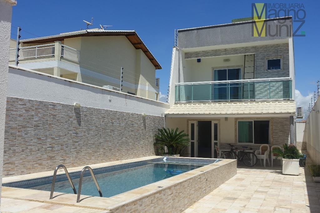 Porteira Fechada - Excelente nova casa duplex
