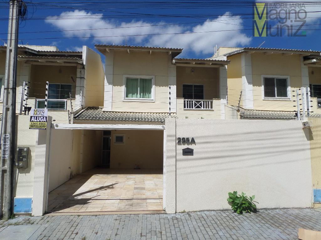 Casa residencial para locação, Messejana, Fortaleza.