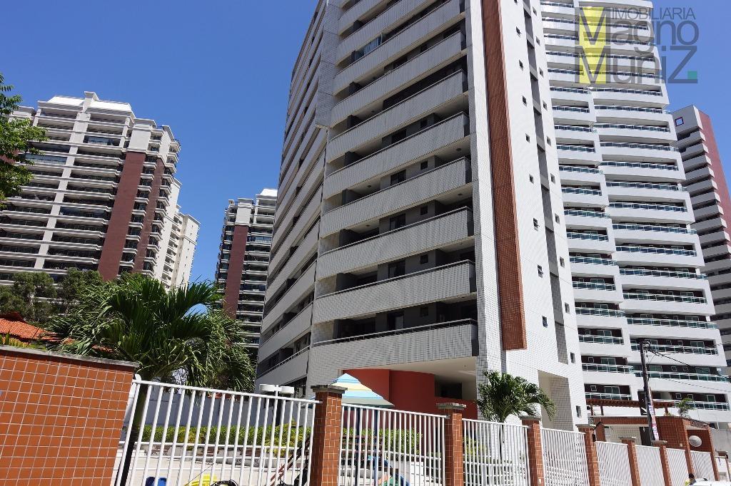 Apartamento residencial à venda, cocó  Fortaleza.