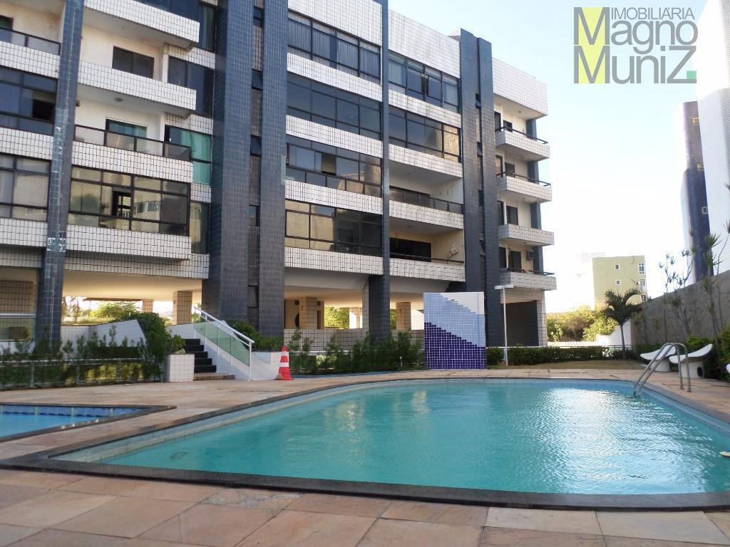 Apartamento residencial para locação e venda na Praia do Futuro, Fortaleza.