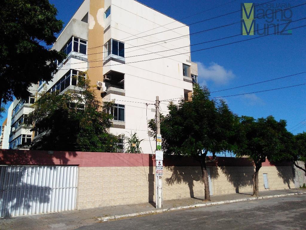 Apartamento à venda, com 124m², 3 quartos, próximo ao La Maison, Dunas