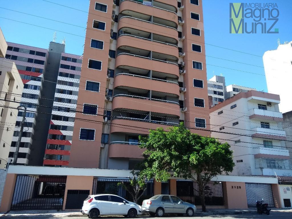 Apartamento residencial para venda  no  Cocó, Fortaleza.