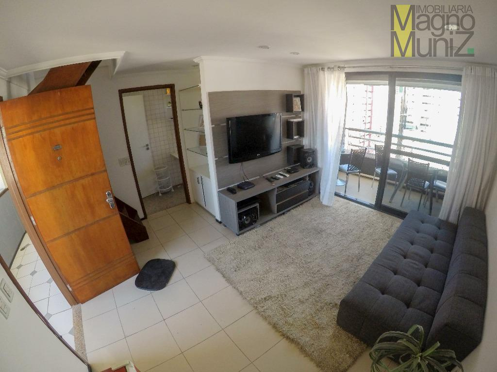 apartamento com localização privilegiada no meireles. a poucos metros da praia.localizado na rua josé napoleão, nº...