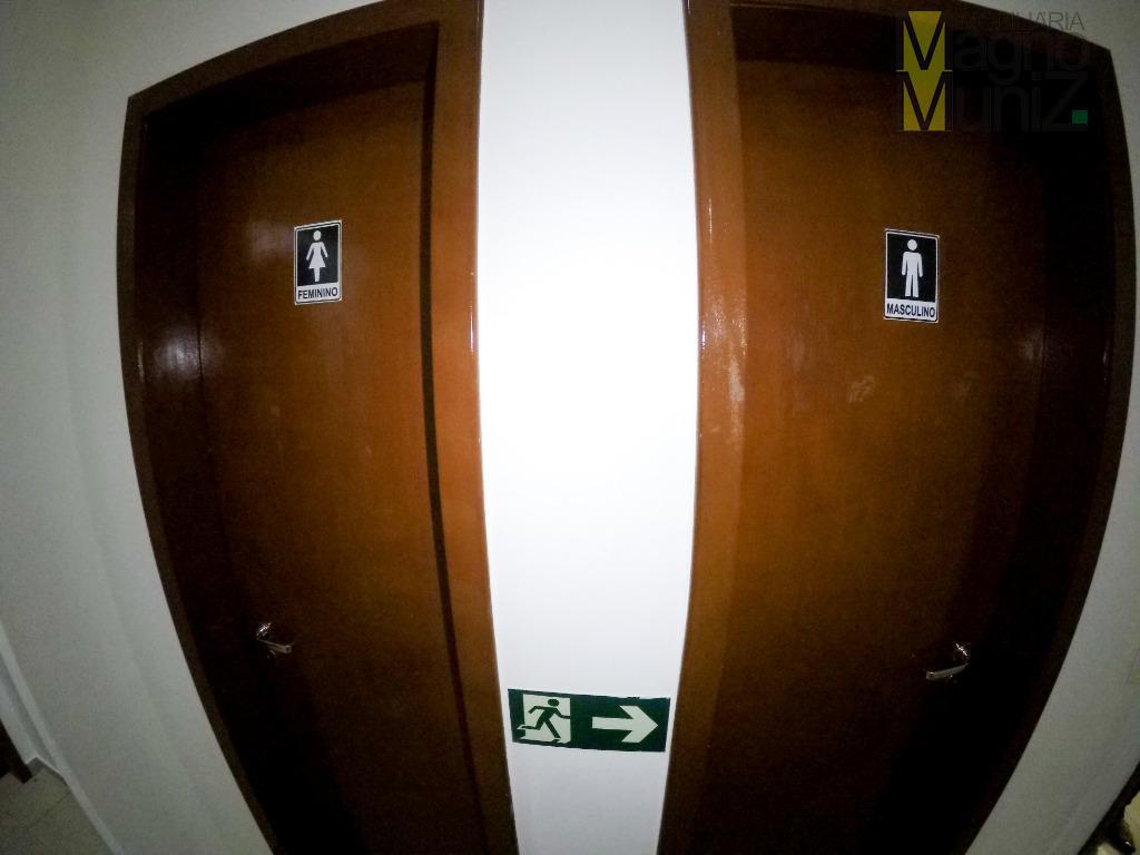 banheiro para clientes