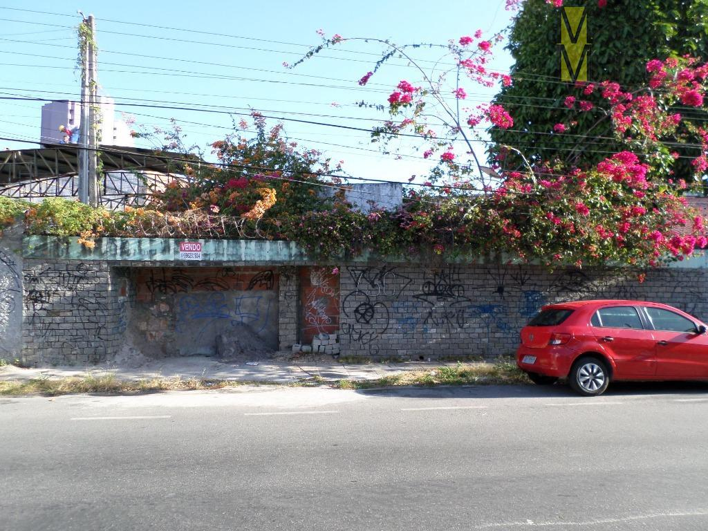 Casa residencial à venda, Papicu, Fortaleza - CA0118.