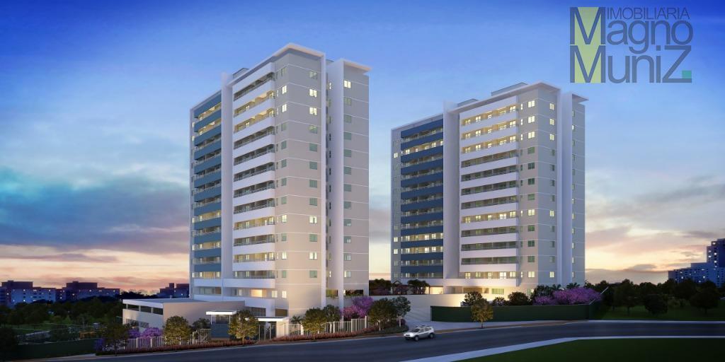 Apartamento novo à venda, Dunas, Fortaleza.