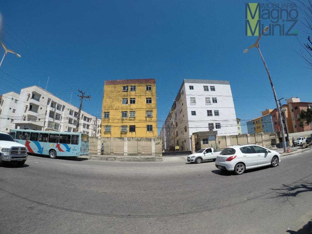 Apartamento á venda em Messejana, Fortaleza.