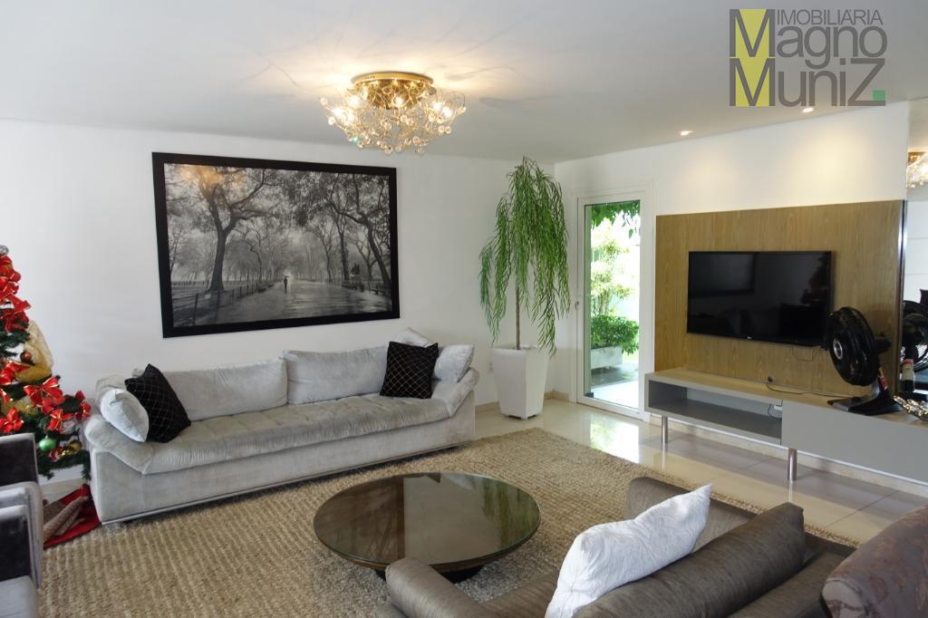 Casa duplex no Alphaville Fortaleza com 5 suites