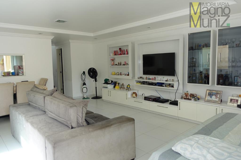 Casa à venda na Vilebaldo Aguiar, 220 m² por R$ 590.000 - Dunas - Fortaleza/CE