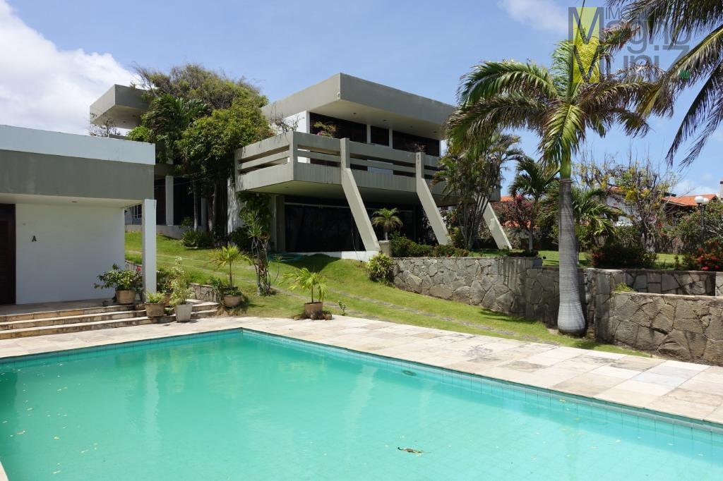 Casa com 5 dormitórios à venda, 500 m² por R$ 1.650.000 - Dunas - Fortaleza/CE