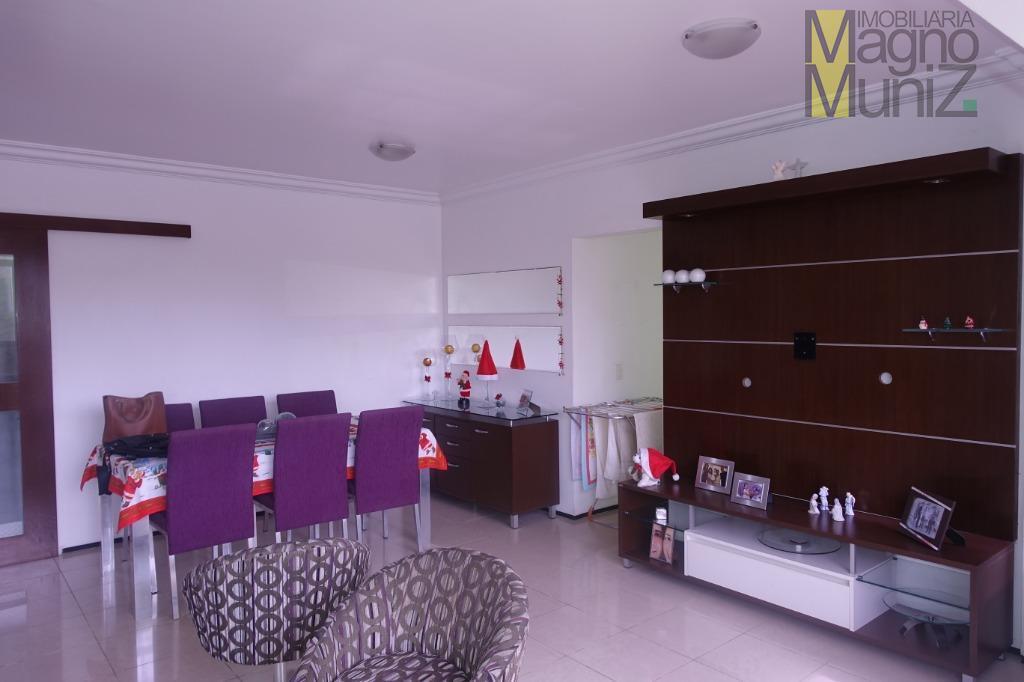 Apartamento com 3 dormitórios à venda, 105 m² por R$ 390.000 - Aldeota - Fortaleza/CE