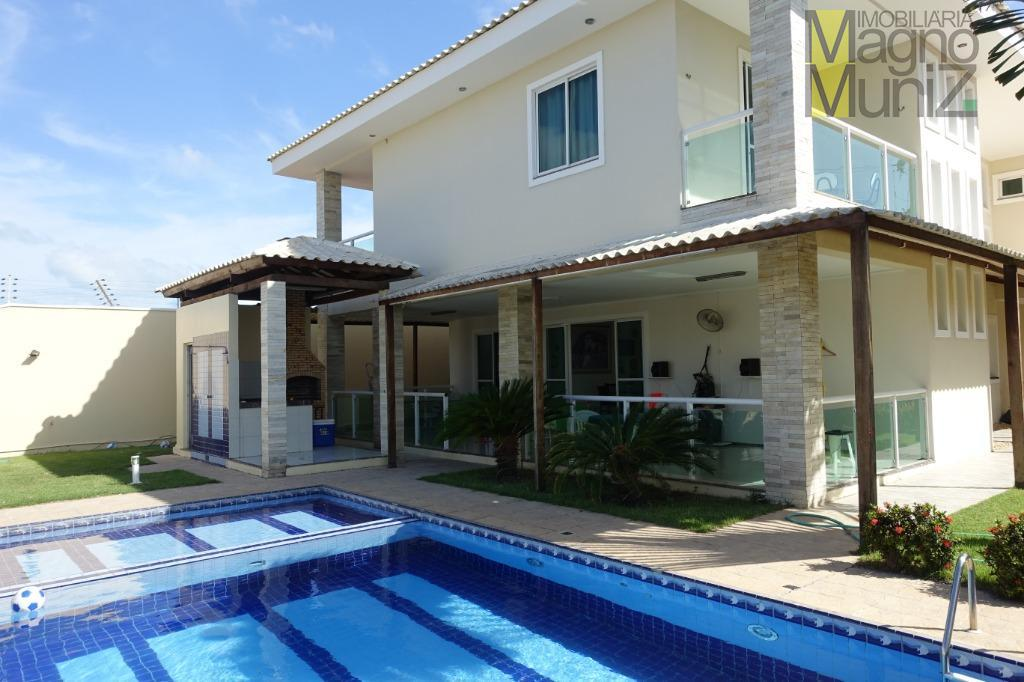 Casa duplex toda projetada no Bairro Dunas, com 10 suítes - R$2.200.000,00