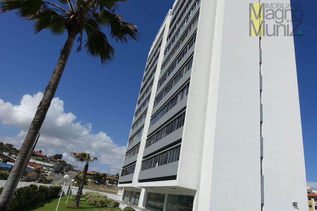 Apartamento à venda por R$ 480.000 - Praia do Futuro - Fortaleza/CE
