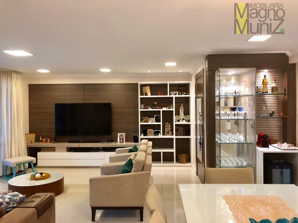 Apartamento novo de alto padrão na Aldeota