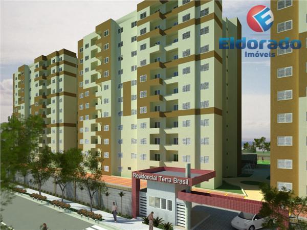 Apartamento Residencial à venda, Jardim Marajoara, Nova Odessa - AP0016.