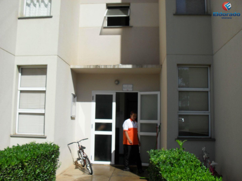 Apartamento  residencial para locação, Jardim Santa Maria (Nova Veneza), Sumaré.
