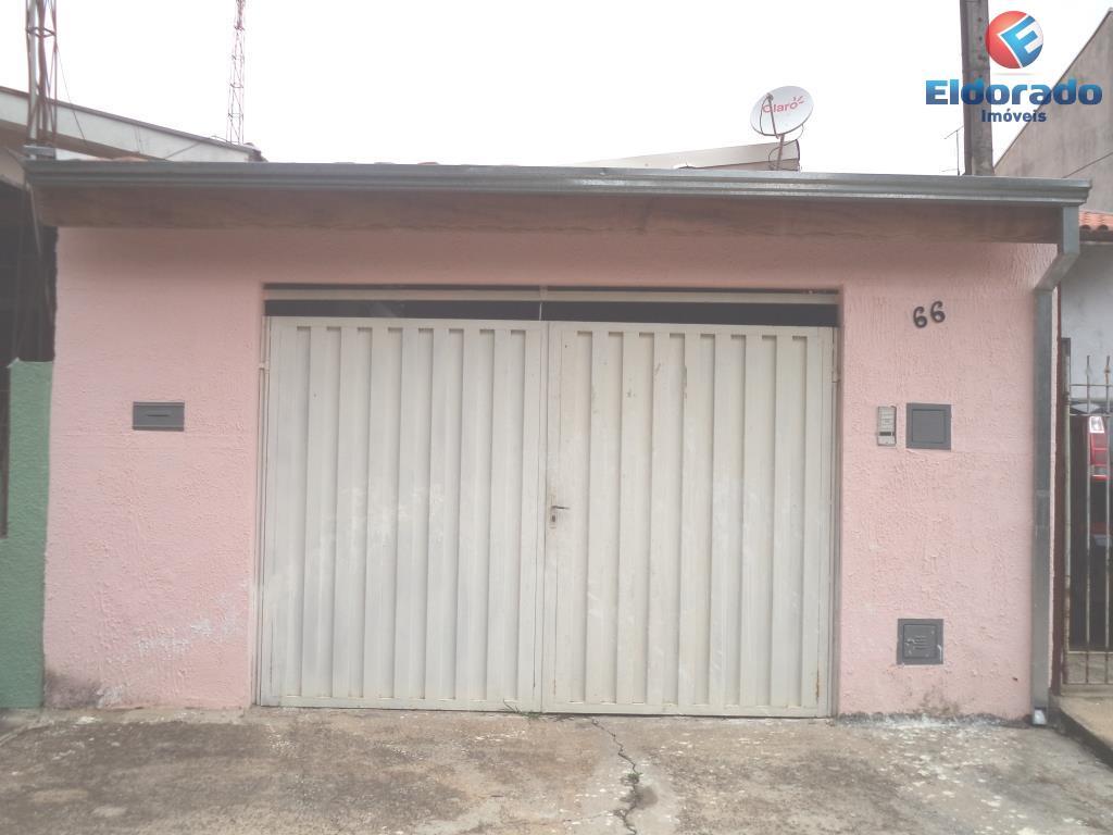 Casa residencial à venda, Altos de Sumaré, Sumaré - CA5333.