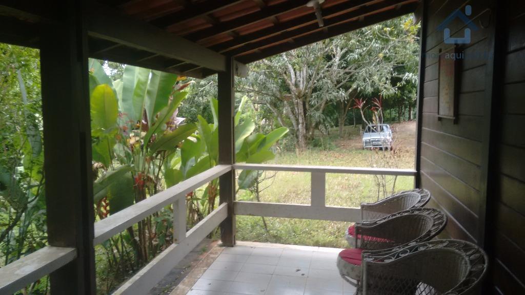 casa na serra  à venda,com 3.648 M2,  Boa Vista, Pacoti - SI0001.