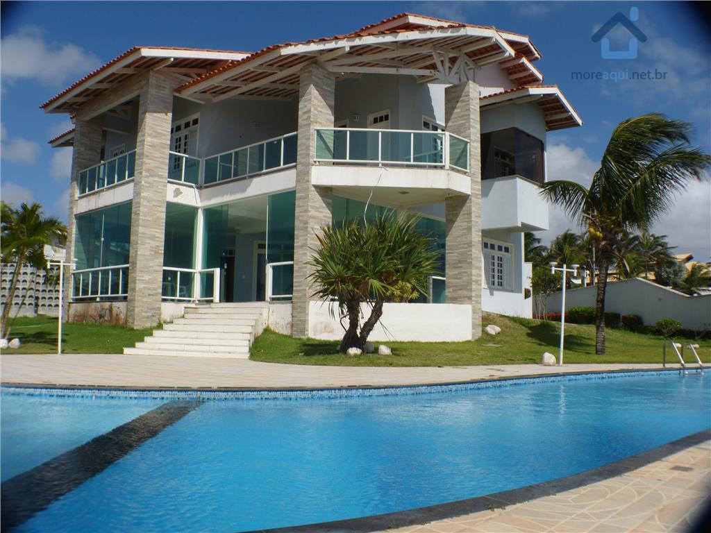 Mansão à venda, No melhor da praia do Futuro, Fortaleza.Vista Mar.