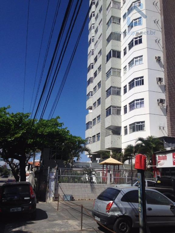 Apartamento vista mar à venda, Papicu, Fortaleza.