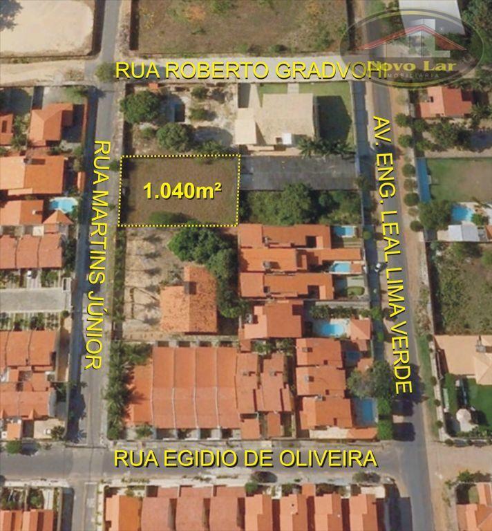 Terreno comercial para venda e locação, José de Alencar, Fortaleza - TE0018.