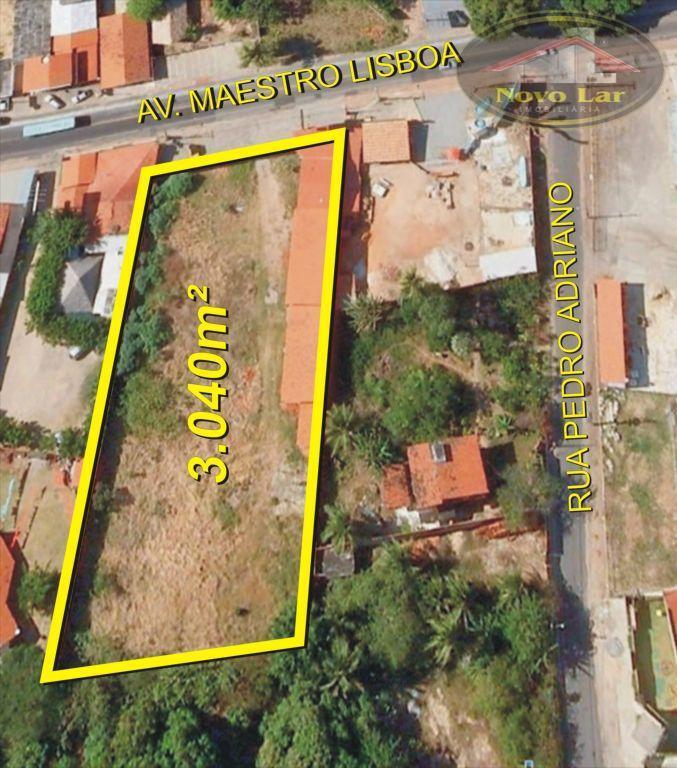 Terreno comercial para venda e locação, Alagadiço Novo, Fortaleza - TE0019.