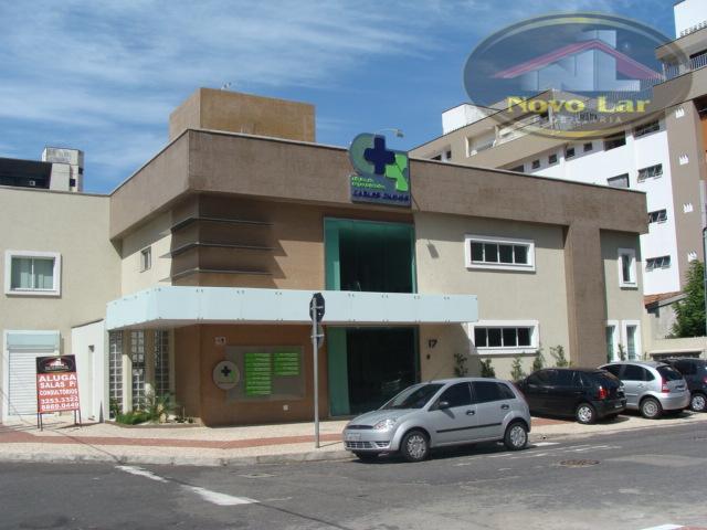 Consultórios na Clínica Carlos Chaves