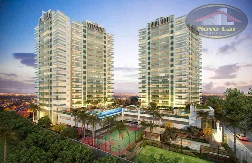 Apartamento residencial à venda, Engenheiro Luciano Cavalcante, Fortaleza - AP0011.