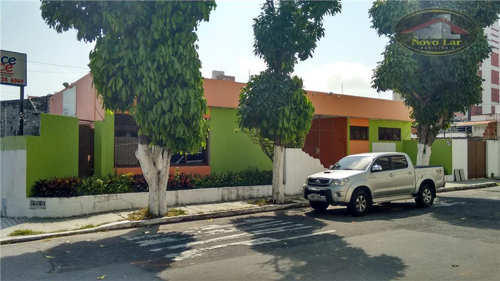 Casa  comercial para locação, Aldeota, Fortaleza.