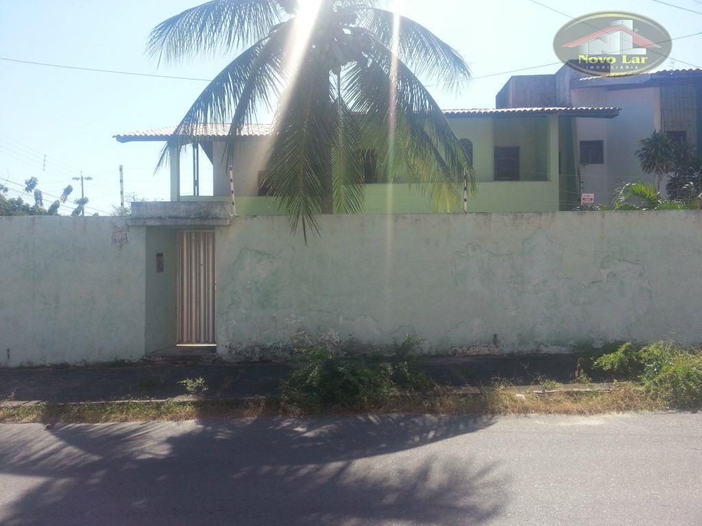 Casa  comercial para locação, Engenheiro Luciano Cavalcante, Fortaleza.