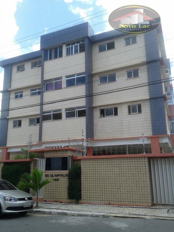 Apartamento  residencial para locação, José Bonifácio, Fortaleza.