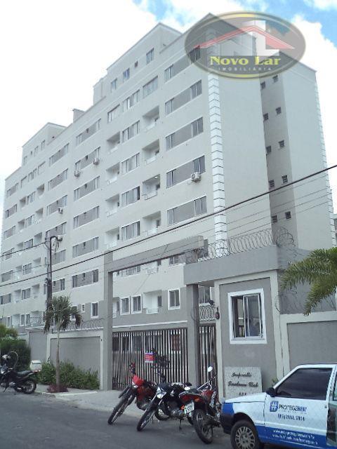 Apartamento residencial para locação, Água Fria, Fortaleza - AP0362.
