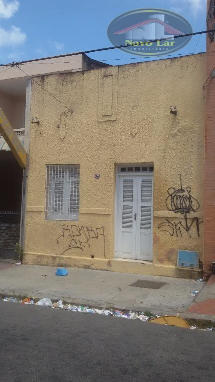 Casa residencial à venda, José Bonifácio, Fortaleza - CA0142.