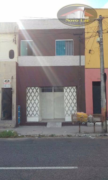 Apartamento residencial para locação, Joaquim Távora, Fortaleza - AP0253.