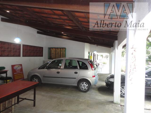 Casa residencial à venda, Icaraí, Caucaia - CA0027.