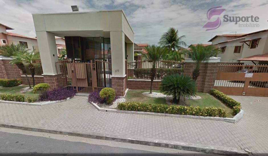 Casa no Curió! Em condomínio, com deck individual!