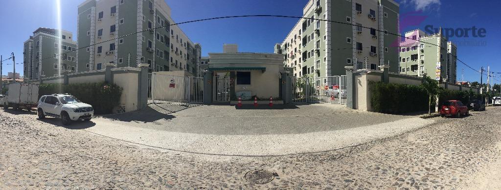 Apartamento Costa Atlântica na Cidade 2000 próximo à Praia