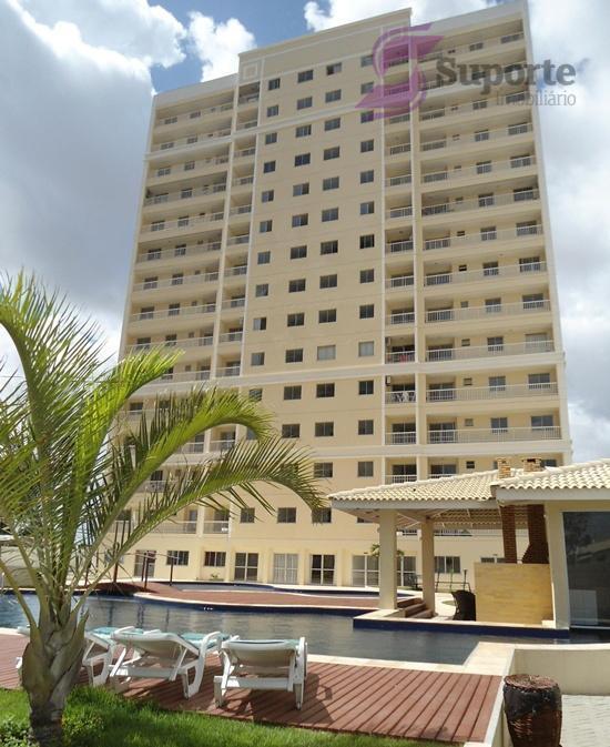 Encontre na Messejana o apartamento home clube para viver !