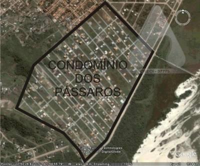 Terreno  residencial à venda, Condomínio dos Passaros, Cabo Frio.