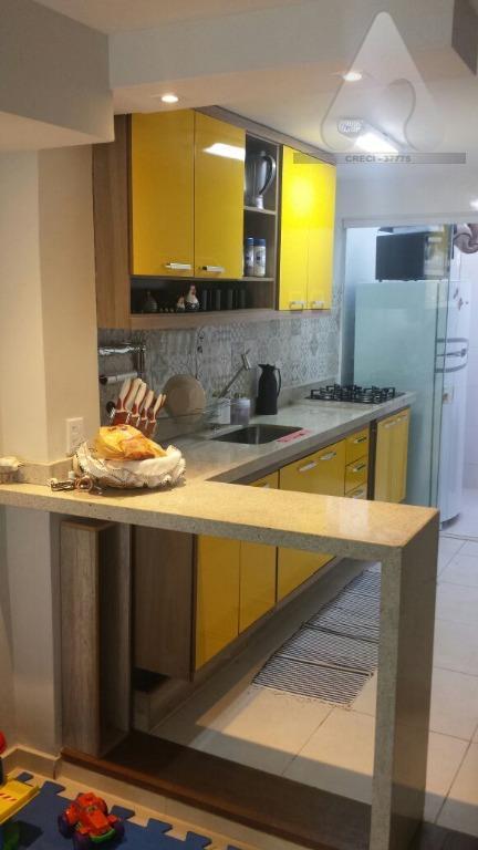 Apartamento Duplex residencial à venda, Portinho, Cabo Frio.