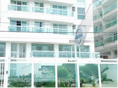 Apartamento residencial à venda, Praia do Forte, Cabo Frio.