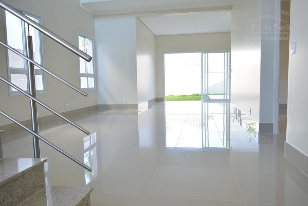 Casa de 3 dormitórios em Condomínio Paineiras, Paulínia - SP