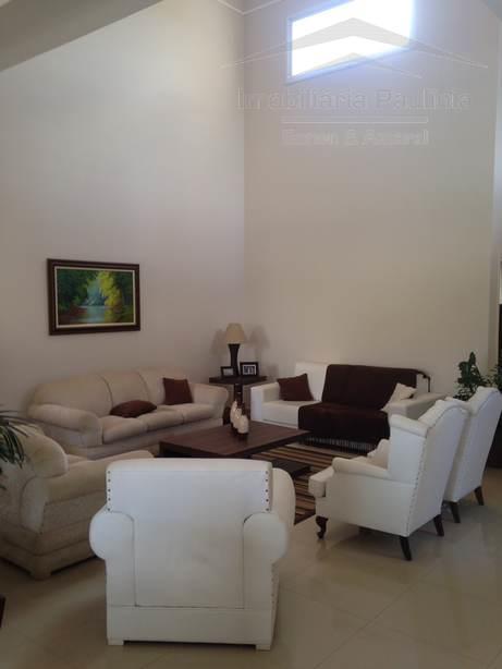 Casa de 4 dormitórios em Condomínio Figueira Branca, Paulínia - SP