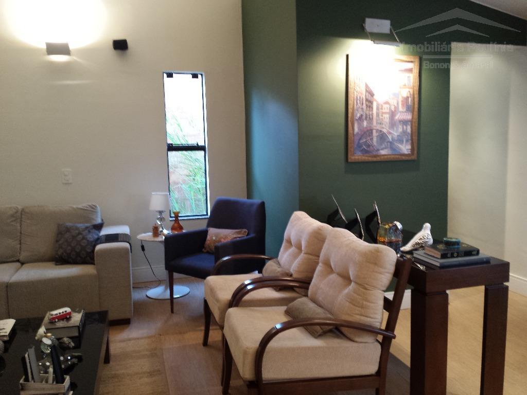 Casa de 3 dormitórios em Condomínio Moradas De Betel, Paulínia - SP
