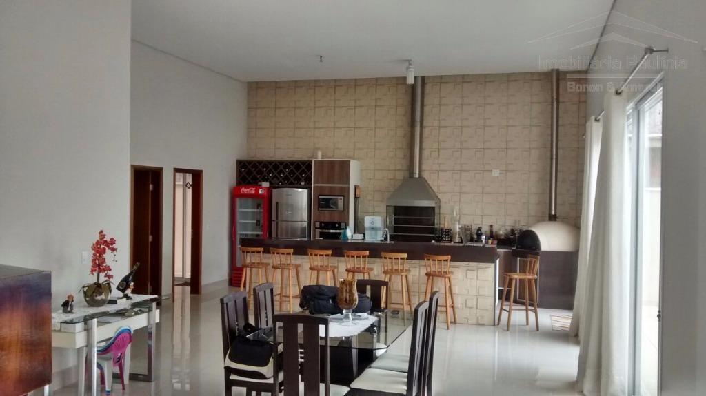 Casa de 3 dormitórios em Condomínio Athenas, Paulínia - SP