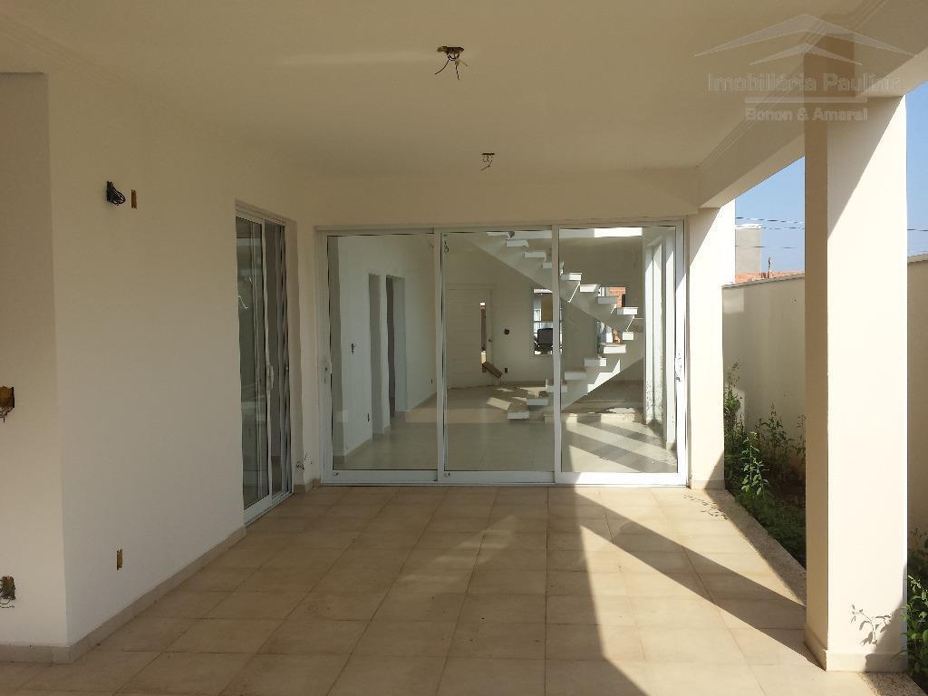 Casa de 4 dormitórios em Condomínio Terras Do Fontanário, Paulínia - SP