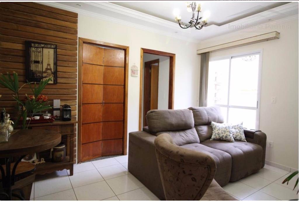 Apartamento de 2 dormitórios em Jardim Ypê, Paulínia - SP