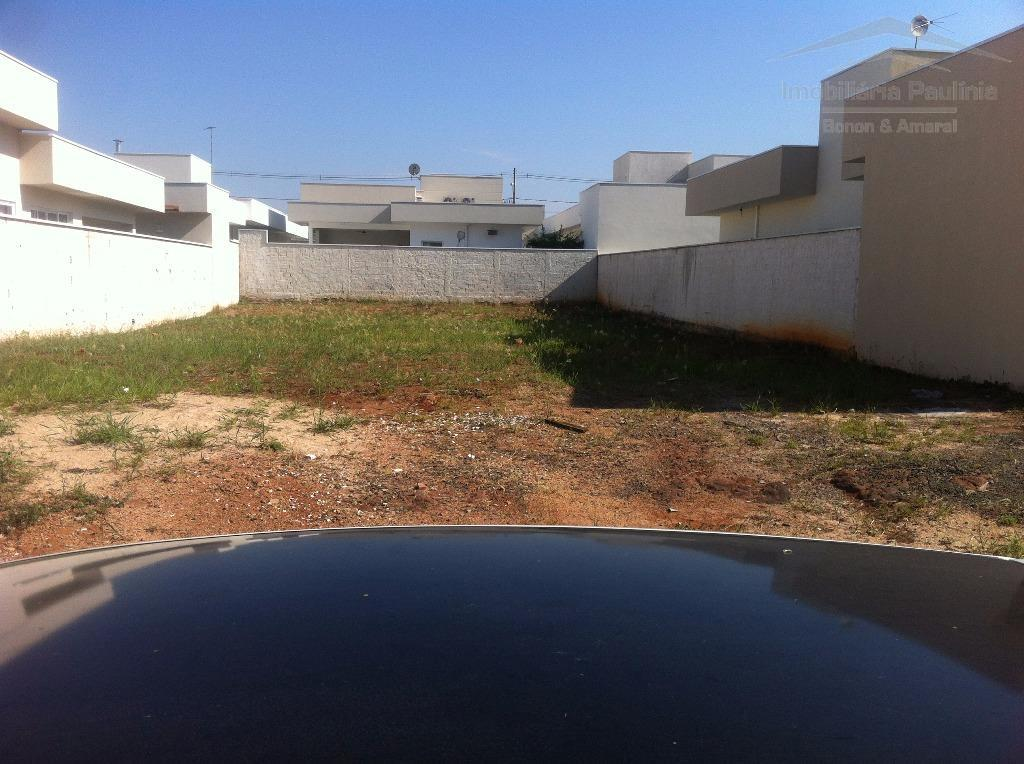 Terreno em Condomínio Athenas, Paulínia - SP