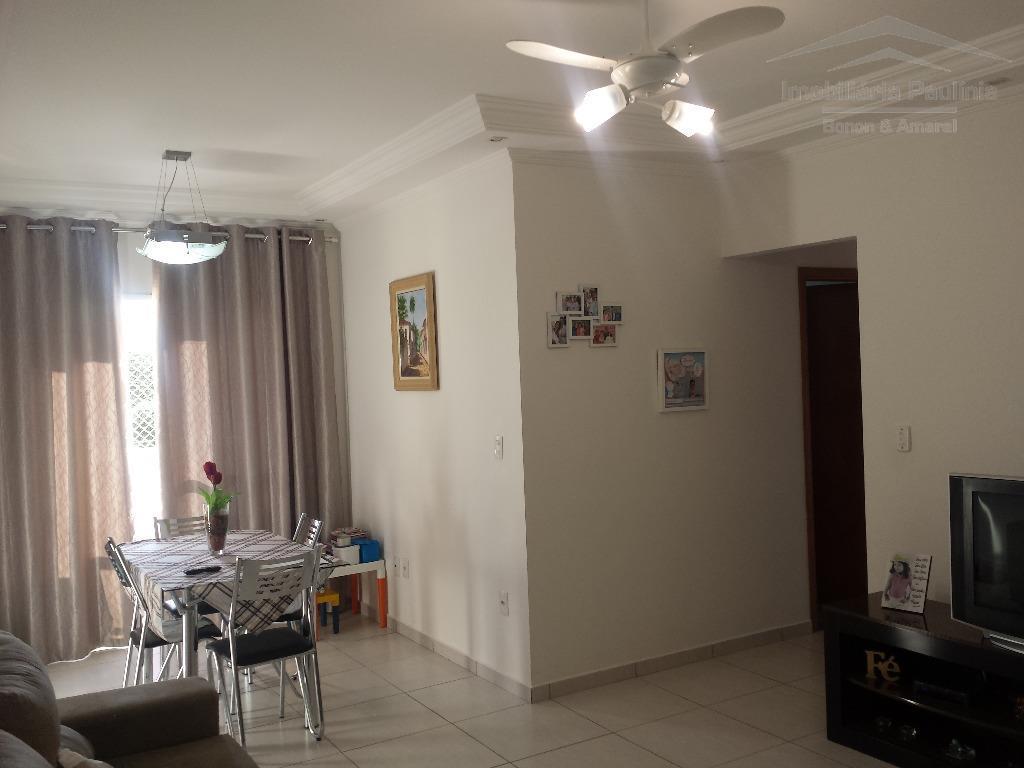 Apartamento de 3 dormitórios em Jardim America, Paulínia - SP